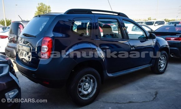 Buy Import Renault Duster Blue Car in Import - Dubai in Baa