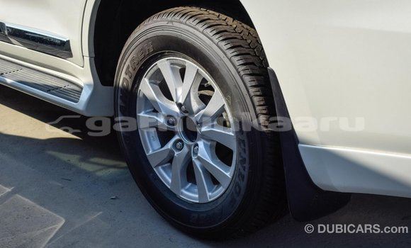 Buy Import Toyota Land Cruiser White Car in Import - Dubai in Baa
